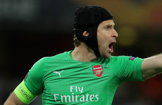 Jose Mourinho 'honoured' to have given Petr Cech his first Premier League start