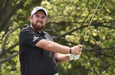 Shane Lowry equals course record to secure early lead at Abu Dhabi
