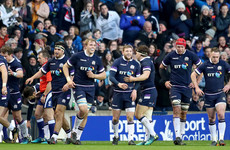 Scotland Six Nations squad includes seven uncapped players