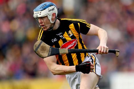 TJ Reid first joined the Kilkenny senior panel in 2007.