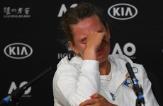 Tearful former champ Azarenka determined to end slump