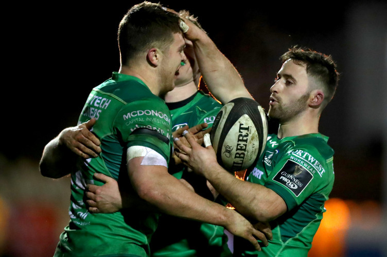 Tom Farrell and Caolin Blade have received call-ups from Ireland head coach Schmidt.