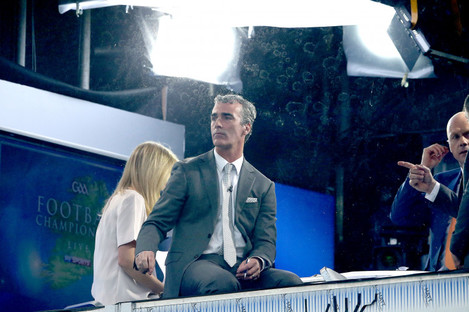 Jim McGuinness makes his football managerial bow with USL side Charlotte Independence in March.