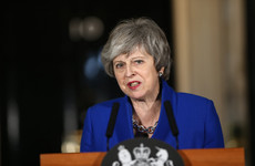 On she goes: Theresa May fights on as no-confidence vote defeated