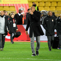 Henry-Vieira reunion ends in stalemate as Arsenal and French legends' sides clash in Ligue 1