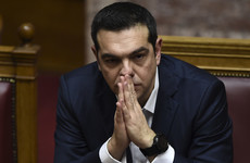 Greek Prime Minister narrowly survives confidence vote after Macedonia name row