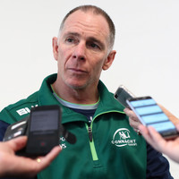 'A great day for them and a great day for Connacht': Friend salutes international call-ups
