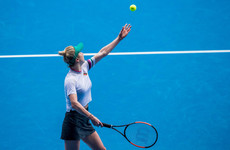 Ukrainian star Svitolina stumped by relationship question on court after Australian Open win