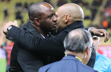 Henry says going head-to-head with Vieira on the line 'felt really weird'