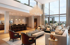 Luxury penthouse living in Dublin 4 with prices starting at €2.25m
