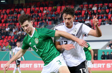Ireland U21 international defender's contract at Cork City mutually terminated