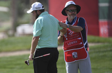 Lowry recovers from 'horrendous' start to retain narrow lead in Abu Dhabi