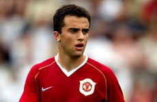 Free agent Giuseppe Rossi delighted to be welcomed back to Man United