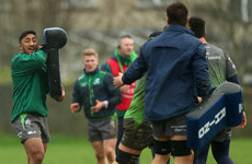 Aki insists he's 'a cog in the wheel' as he aims to build on stellar first year of international rugby
