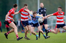 O'Callaghan and McCarthy help UCD hit 5 goals as they begin Sigerson Cup defence in style