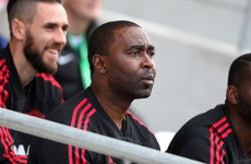 Man United legend Cole joins Sol Campbell's coaching staff