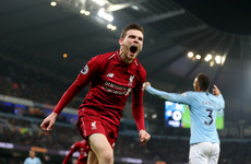 'No-brainer' for Robertson as defender signs new five-year Liverpool deal