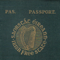 Travel Identity cards and Free State passports: how Irish people travelled to the UK before free movement