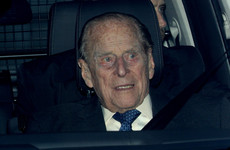 Two women hospitalised in car crash with Britain's Prince Philip that left royal uninjured