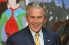 Bush denies waterboarding is torture, defends invasion of Iraq