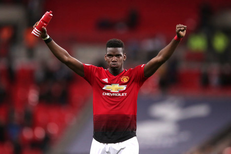 Pogba has enjoyed a new lease of life in recent weeks.