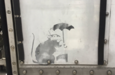 Banksy in Tokyo? City takes a closer look at graffiti resembling artist's work