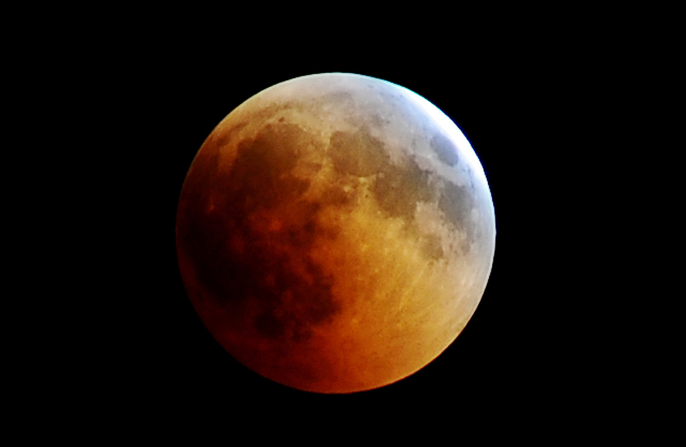 blood moon eclipse ireland - photo #7