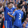 Ex-Chelsea defender Ashley Cole looks set for a reunion with Lampard at Derby