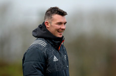 O'Mahony passed fit to start in Munster's showdown with Exeter Chiefs