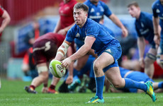 Hawkshaw captains 40-man Ireland U20 squad for Six Nations