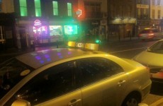 Are some Dublin taxi drivers using covert signal of 'Irishness'?