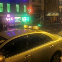 Are some Dublin taxi drivers using covert signal of �Irishness�?