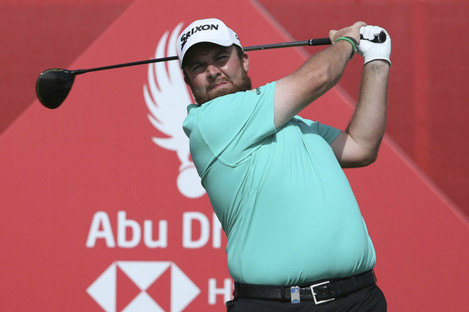 Shane Lowry has made a blistering start to the year in Abu Dhabi.