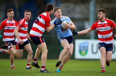 Divilly taking sensible approach with UCD stars juggling college and county commitments