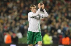 McClean quits Twitter after abuse and death threats