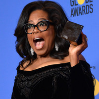 Just like Leo, Oprah once found herself in hot water for saying she was put off eating burgers