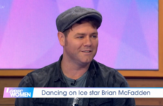 Brian McFadden told Loose Women exactly why he won't be joining Westlife on their reunion tour