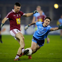 Ger Egan hits 1-5 as Westmeath defeat Dublin for first O'Byrne Cup title since 1988