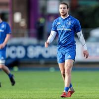 McNamara excited by addition of Saracens centre to Ireland U20 ranks