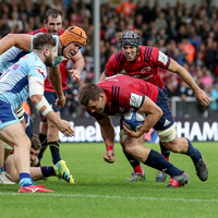Another strong finish required from Munster in showstopping battle with Chiefs