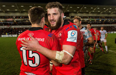 McCloskey and Ulster look to take the next step in Europe