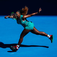 Serena and Djokovic relentlessly march on Down Under but there are scares elsewhere