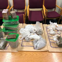 Man and woman arrested as gardaí seize €500k worth of drugs in Drimnagh