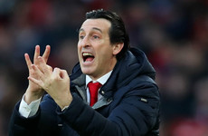 Arsenal boss Emery admits Chelsea loss would end Gunners' top-four hopes