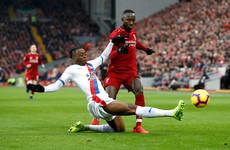 LIVE: Liverpool v Crystal Palace, Man United v Brighton, Premier League