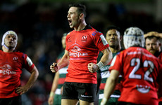 Ireland international Cooney the composed catalyst in Ulster's turnaround