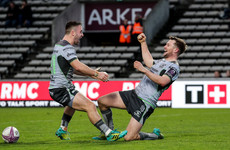 Carty's last-gasp intercept sends Connacht through to Challenge Cup quarter-finals