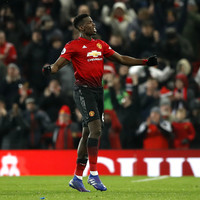 Pogba claims eighth of the season, as Man United make it 7 in a row for Solskajer
