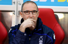 Martin O'Neill's first game back in management ends in defeat