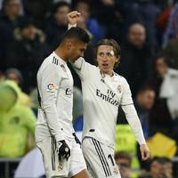 Casemiro wonder goal helps Madrid defeat Sevilla